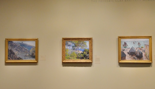 paintings at art institute Chicago