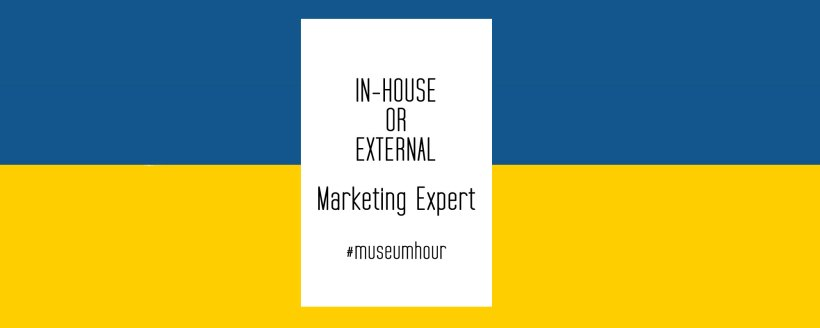 In house or external expert banner